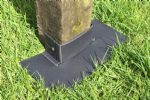 "POST-TECTOR/FENCE POST SAVER PROTECTOR FOR 3"" OR 4"" POSTS"